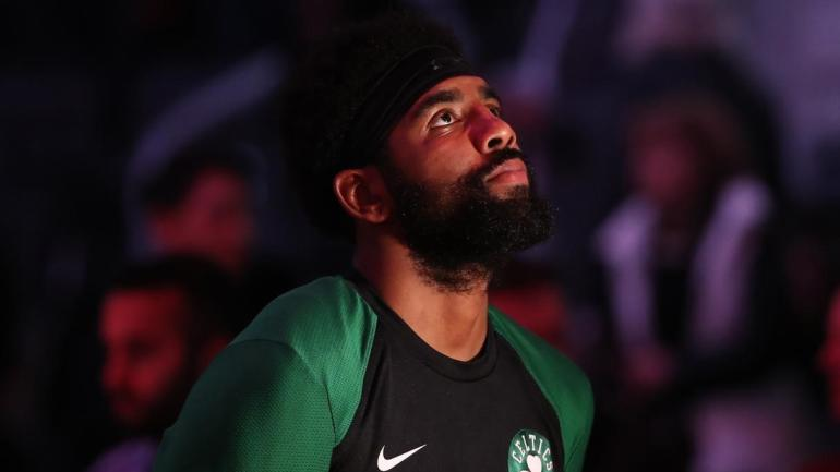 Kyrie Irving says he strongly considered Knicks before committing to Celtics