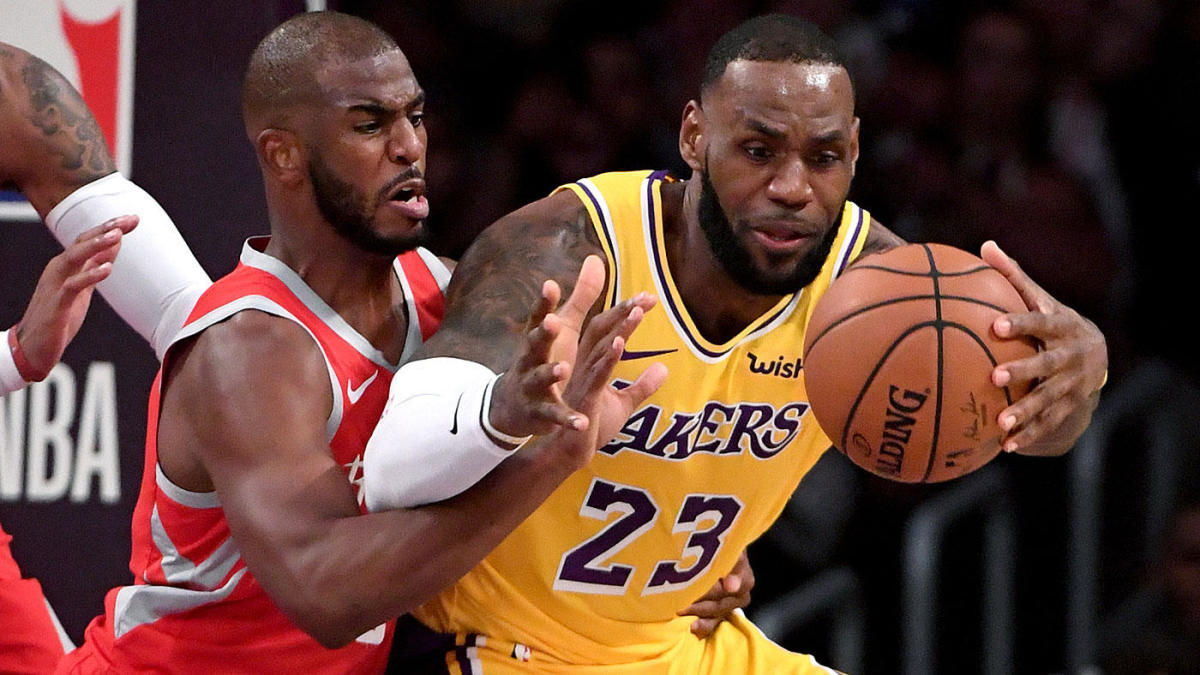 0b1e9cc2081 Here's how much LeBron James' limited-edition purple Nike sneakers are  reselling for on eBay - CBSSports.com