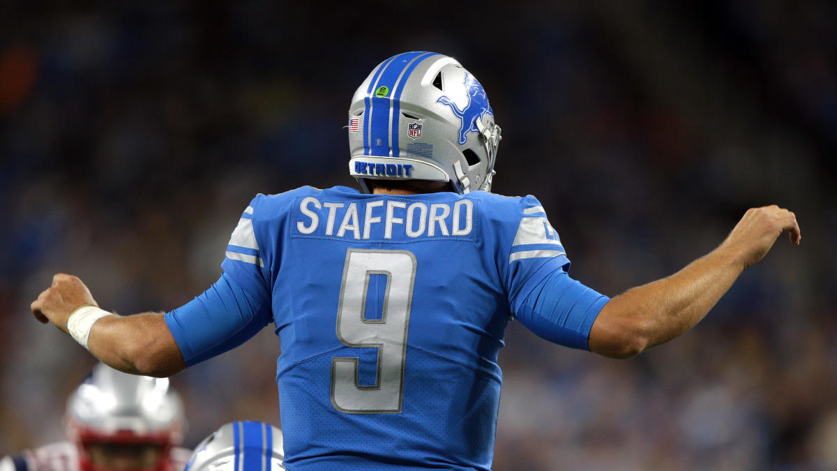 Dolphins Reportedly Tried To Trade For Lions Quarterback Matthew Stafford Before 2018 Season