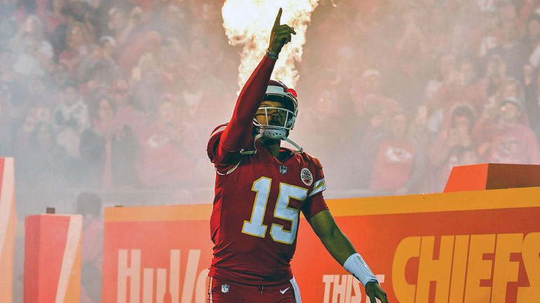 NFL Week 11 early odds: Chiefs-Rams in Mexico City gets highest over/under in at least 30 years