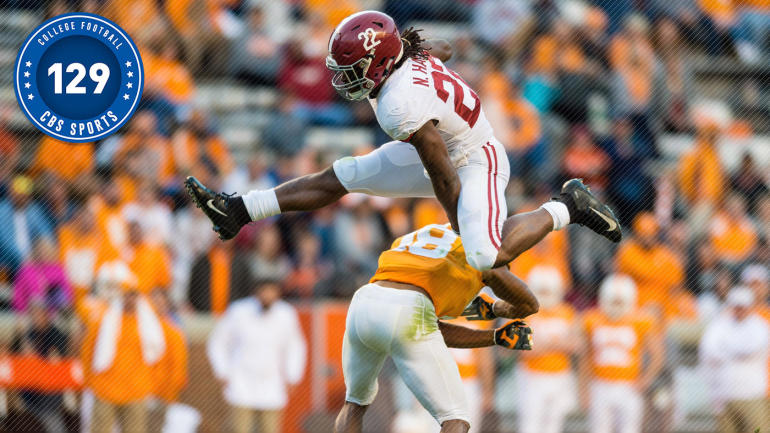 College Football Rankings Alabama Lsu Set For Top Four Showdown In