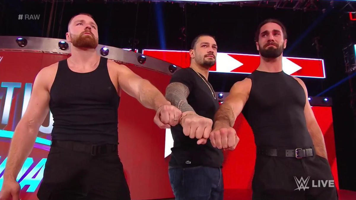 Image result for Backstage News On Dean Ambrose's Heel Turn, Who Knew About Roman Reigns' Announcement, More