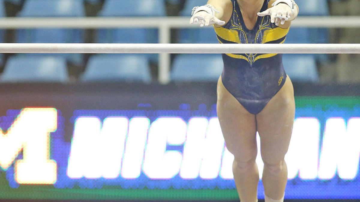 College gymnast Melanie Coleman dies after falling off uneven bars while training