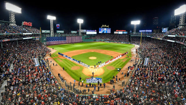 Boston's Fenway Park to host the 'Fenway Bowl' between ACC, AAC