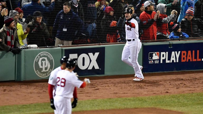 MLB World Series 2018  The Red Sox have been an absolute terror with two  outs this postseason c3f286d3768d
