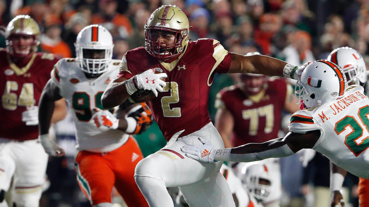 College football scores, schedule, games today: Boston ...