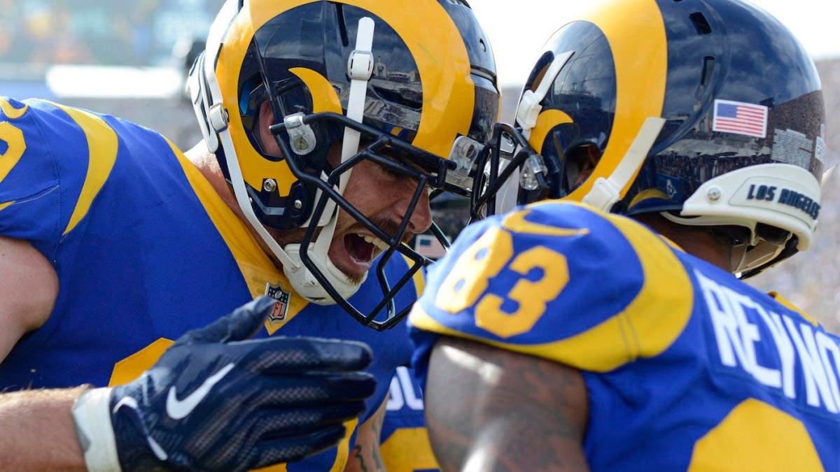 Packers Vs Rams Final Score Takeaways Goff Gurley Overcome Hardest Test Of Unbeaten Season Cbssports Com