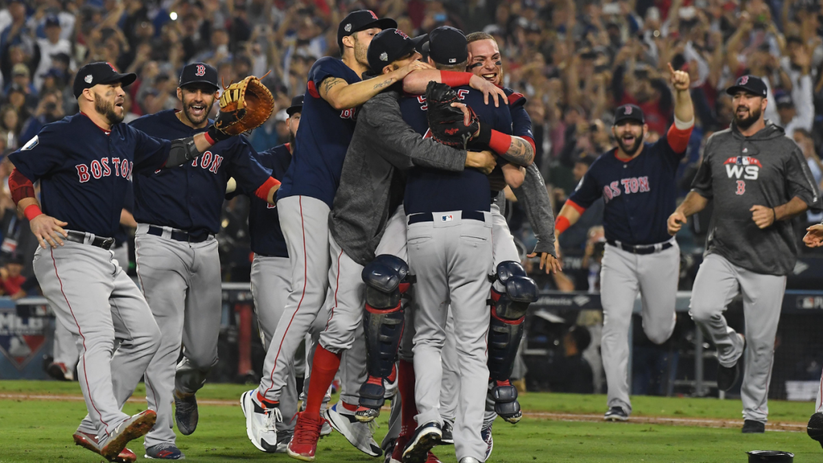 0d5fc558 Red Sox World Series: Boston's 2018 title team will go down as one of the  greatest in MLB history - CBSSports.com