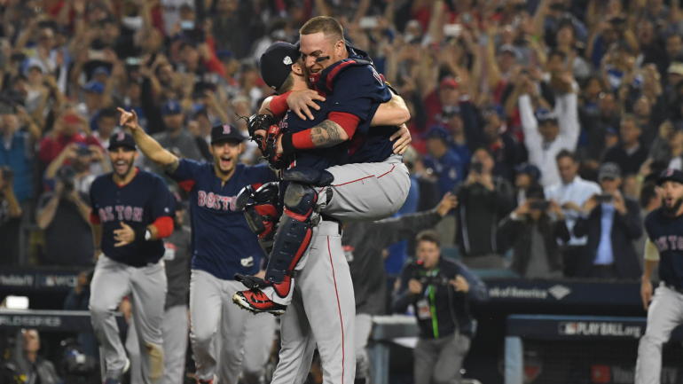 Ranking the Red Sox World Series championship teams of the 21st century -  CBSSports.com 72319075457c