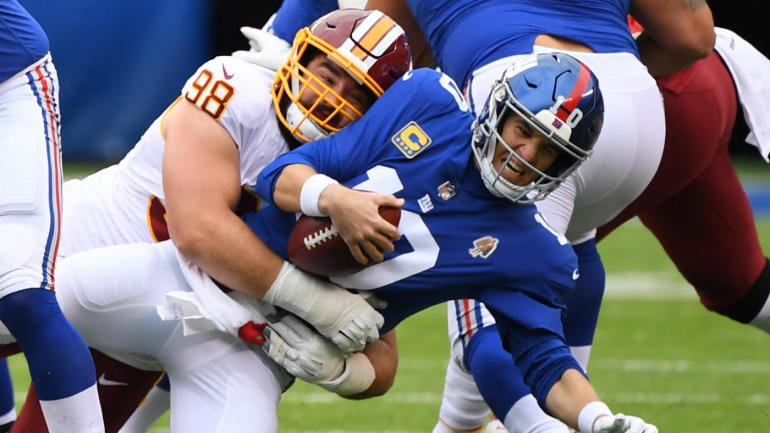 Sorting the NFL Sunday Pile  Old-school Redskins could win NFC East ... 099838552