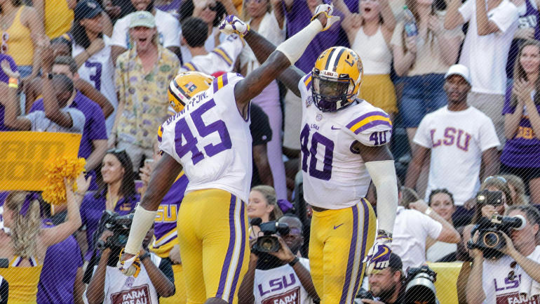 College Football Playoff Rankings prediction: LSU gets ...