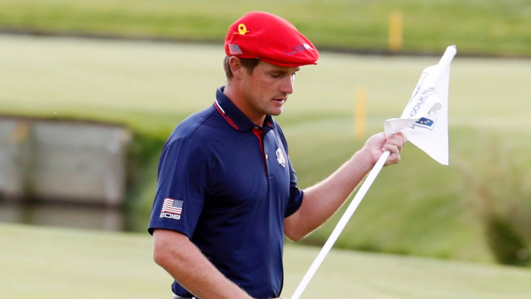 Bryson DeChambeau plans on leaving the pin in while putting during 2019 PGA  Tour season d3d898d397d