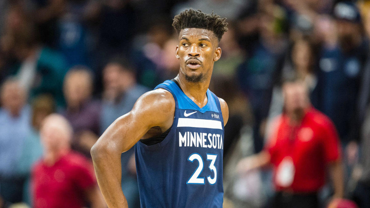 Jimmy Butler griped about playing heavy minutes with