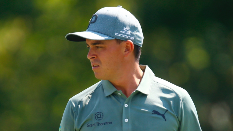 b029bf6c04165 2018 Shriners Hospitals for Children Open  Rickie Fowler surges in Round 2  after  not playing a whole lot of golf