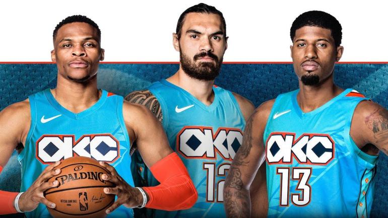 f042e2727a00 Ranking NBA  City  uniforms for 2018-2019  Here s the best and worst ...