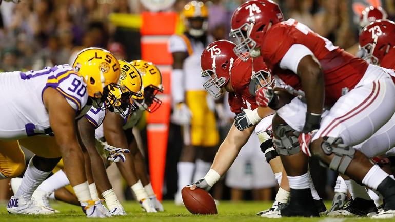 Alabama vs. LSU score: Live game updates, football ...