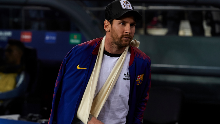 17d107c44ca Lionel Messi named to Barca s squad
