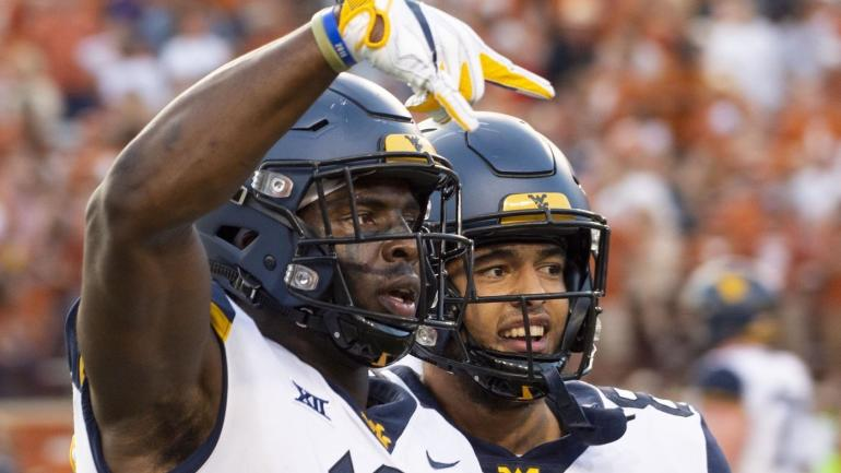 Texas Vs West Virginia Score No 13 Mountaineers Outlast No 17