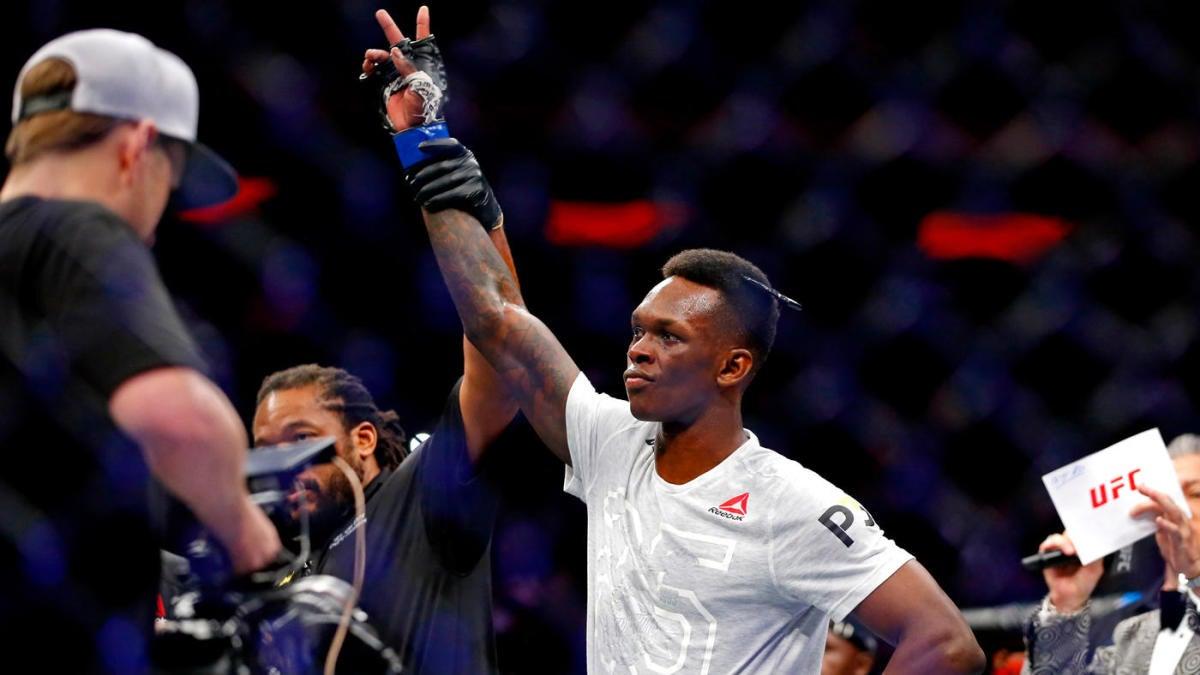 UFC 230 results, highlights Israel Adesanya makes light