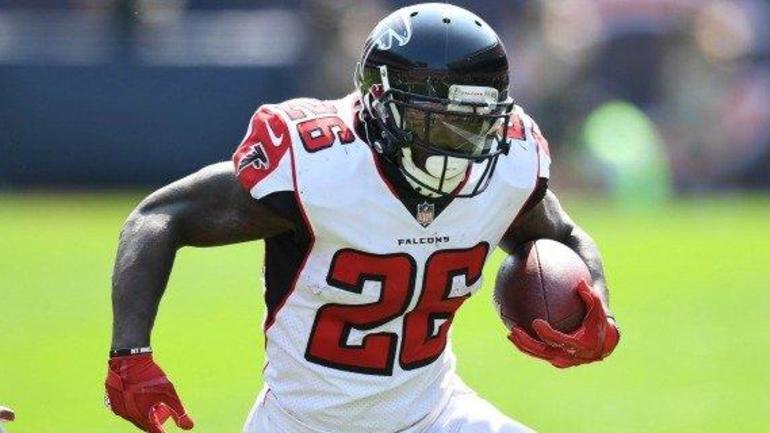 Jones-Drew ranks Tevin Coleman as NFL's No. 28 starting RB