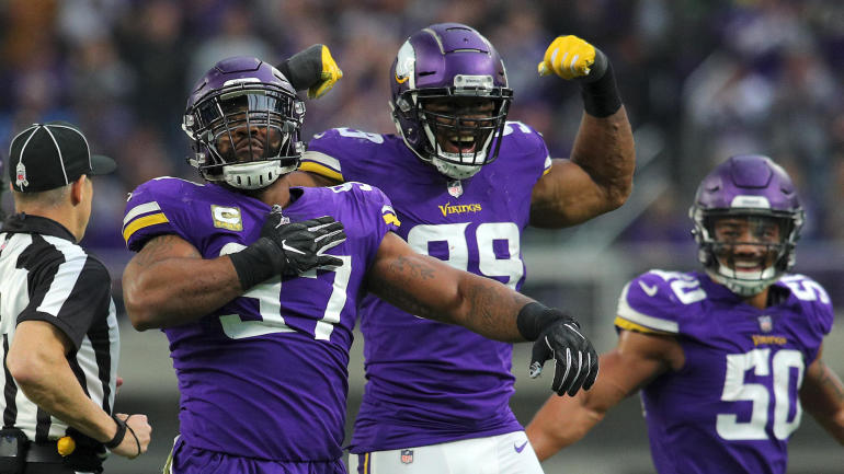 Sorting The Sunday Pile Saints Panthers Vikings Bears Provide Statement Wins In Loaded Nfc Cbssports Com