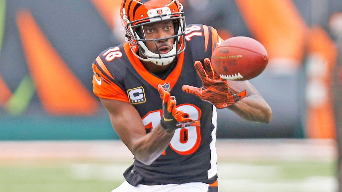 A.J. Green sounds unsure about his future with Bengals as he heads into final year of contract