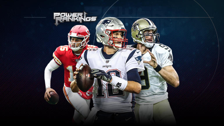 NFL Week 10 Power Rankings  Red-hot Chargers 976ef3f4e