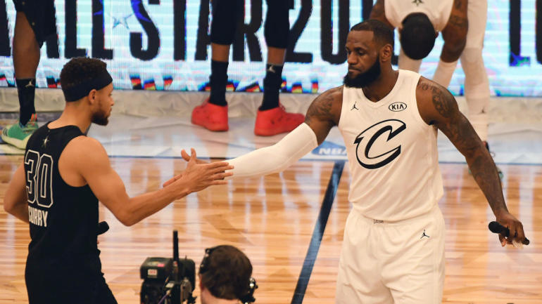 2019 Nba All Star Game Players Agree To Televise All Star Draft