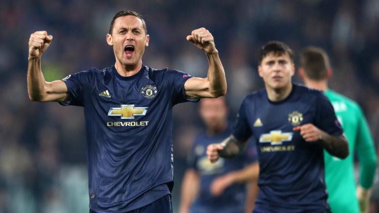 Manchester United Vs Juventus Score Mourinho S Squad Overcomes