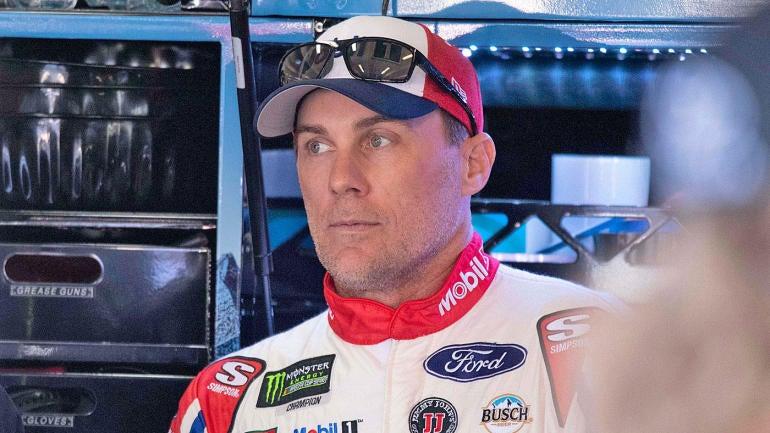 Kevin Harvick Fails Inspection Loses Guaranteed Spot In NASCAR Championship 4