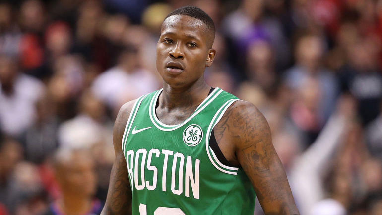 Celtics' Danny Ainge squashes Terry Rozier trade rumors: He's not unhappy, and no teams are calling