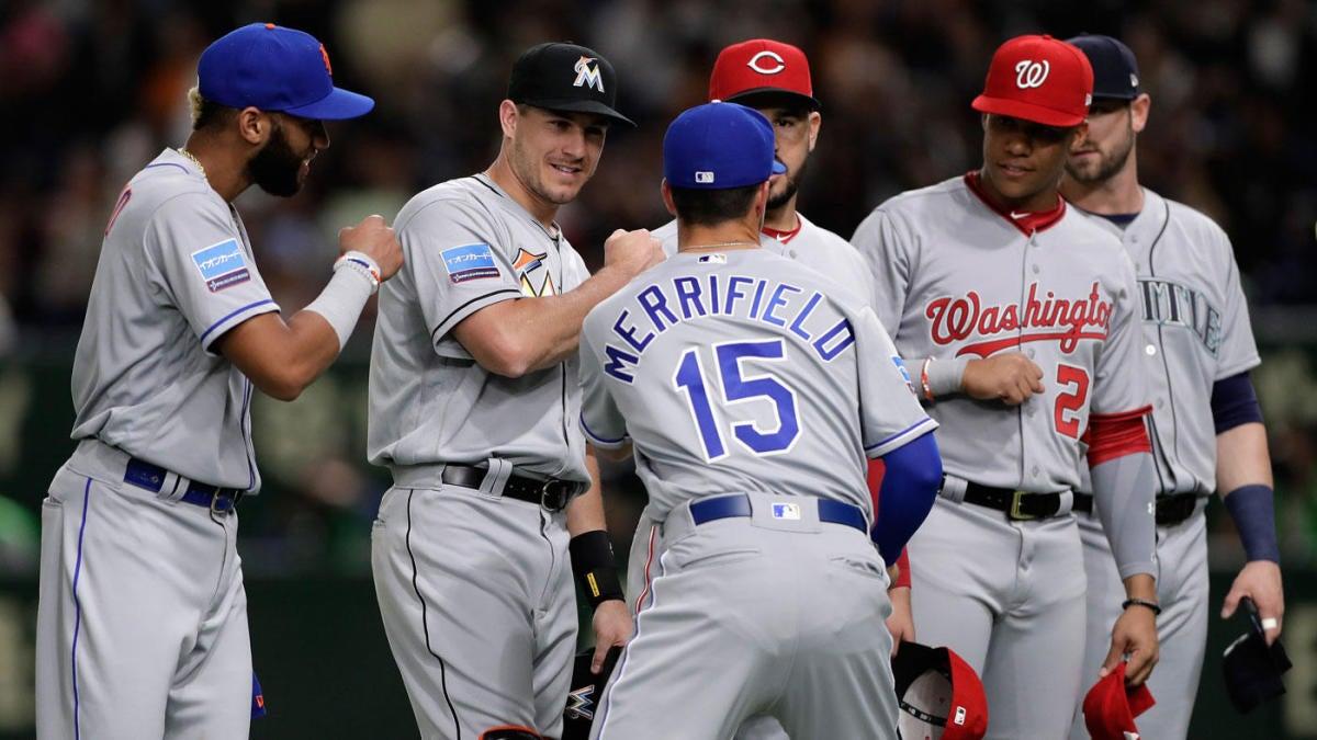 MLB Japan All-Star Series: J T  Realmuto goes deep, Juan