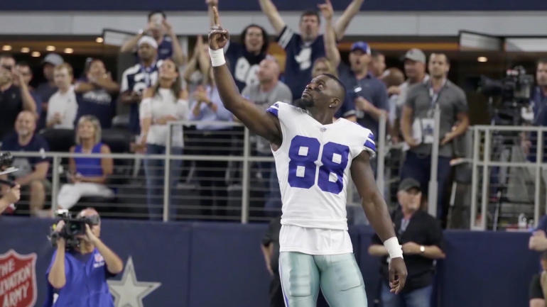 Saints are reportedly fearing that Dez Bryant will be out of action due to an ugly practice injury