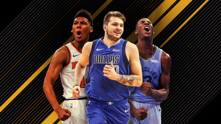 NBA Rookie Power Rankings: Luka Doncic already separating from the pack; teams use new strategy against Deandre Ayton