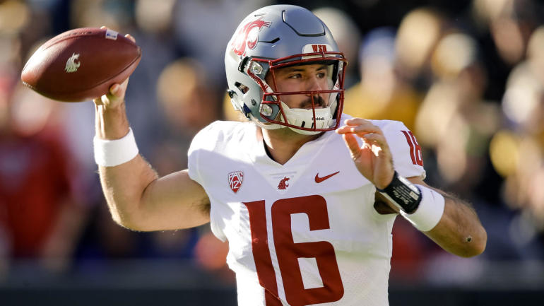 AP Top 25 poll: Washington State jumps Ohio State in new ...