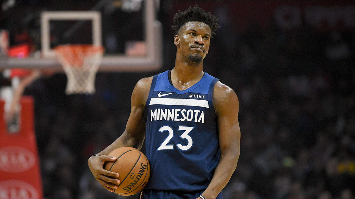 d1399b42e Jimmy Butler trade update  76ers acquire Wolves star in multiplayer deal  including Dario Saric