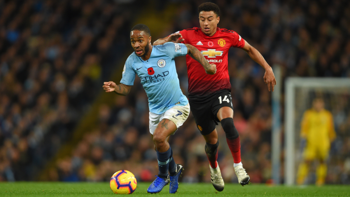 Manchester United vs  Manchester City: Premier League live stream