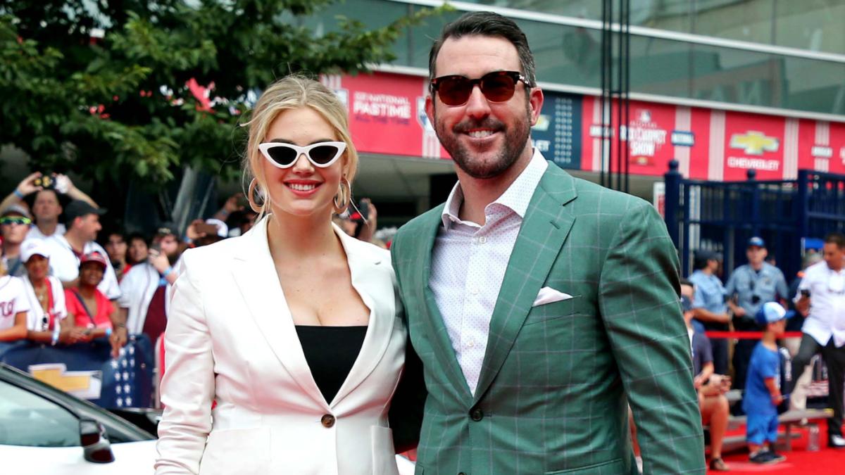 Coronavirus Astros Justin Verlander And Kate Upton To Donate