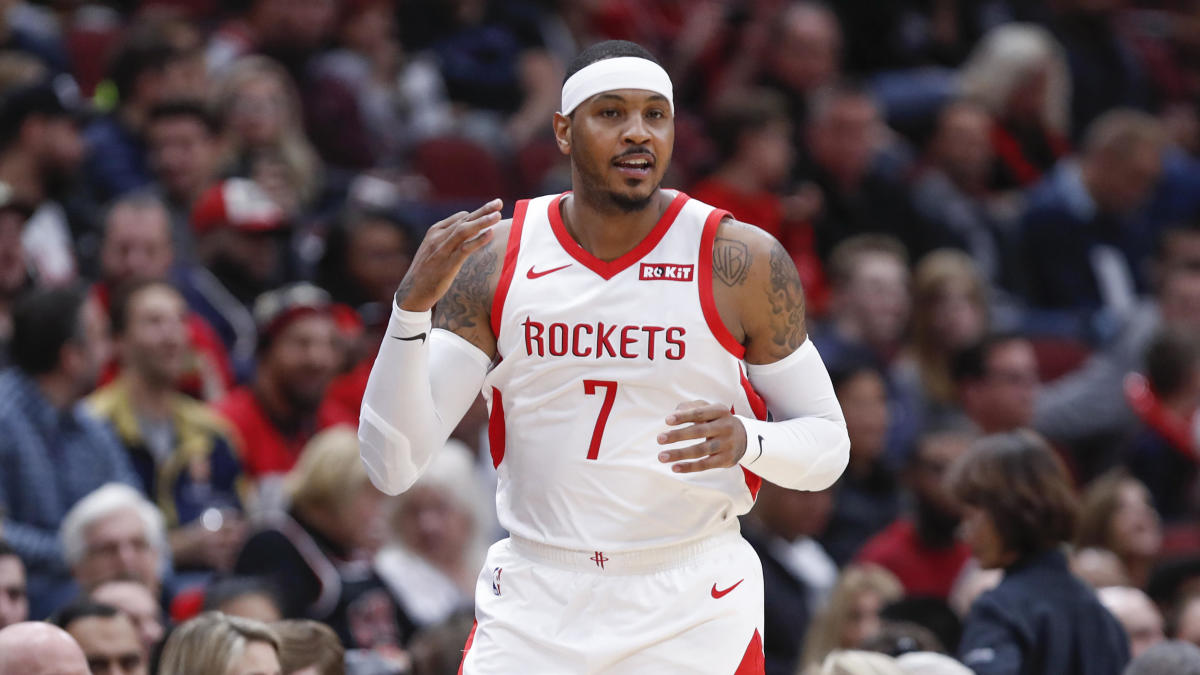 Carmelo Anthony free agency: Ranking all 30 NBA teams from