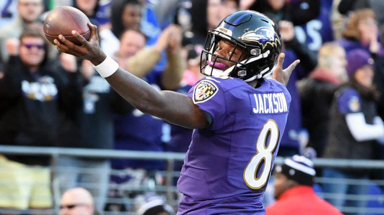6e4860717 NFL Week 11 QB Power Rankings  Why the Ravens need to turn to rookie Lamar  Jackson over Joe Flacco - CBSSports.com