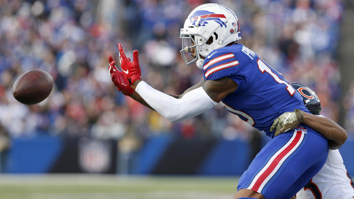 Terrelle Pryor gets released by Bills after two games, two catches