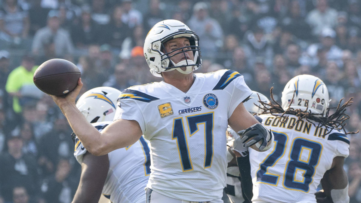 competitive price 964f8 0f398 L.A. Chargers vs. Denver: How to watch, schedule, live ...