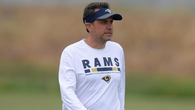 Kansas and current Rams analyst Jedd Fisch have met about Jayhawks ...