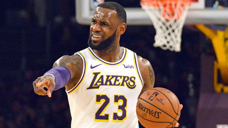 ae8c93c65d54 Lakers vs. Knicks odds