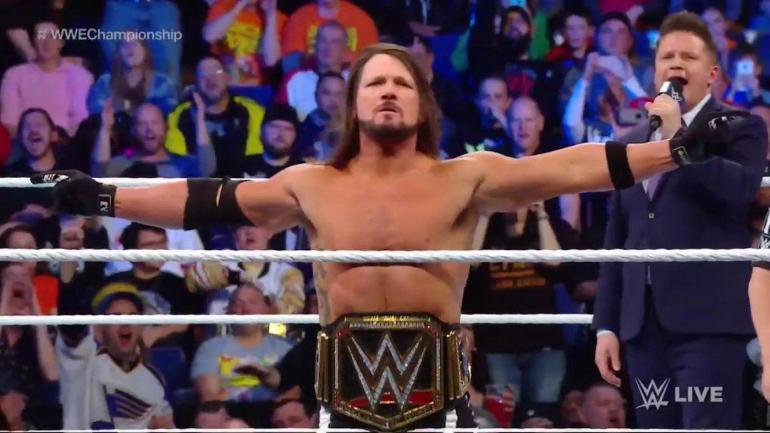 WWE SmackDown results, recap, grades: Stunning heel turn as new WWE champion crowned thumbnail
