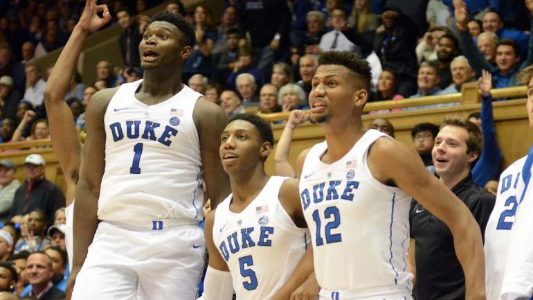 College basketball scores, schedule, games today: Duke, Kentucky, Indiana earn convincing wins