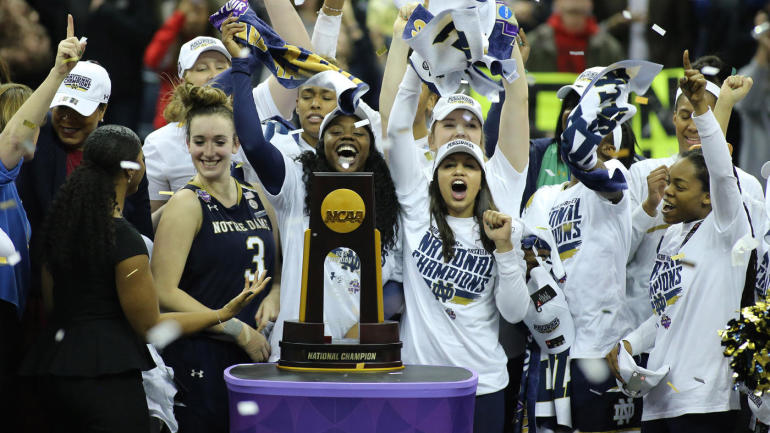 No. 1 Notre Dame vs. No. 15 DePaul: Watch women's college ...