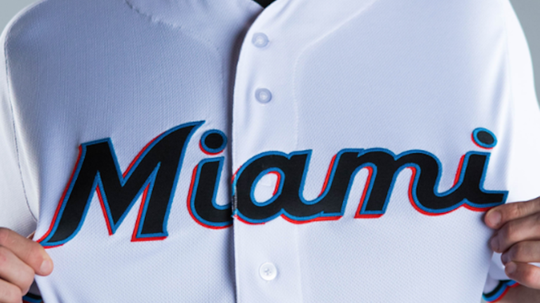 The Marlins unveil new logo and new uniforms for the 2019 MLB season -  CBSSports.com 6af96284c