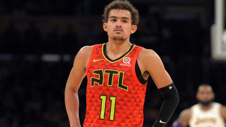 nba rookie power rankings  trae young u0026 39 s shooting still an