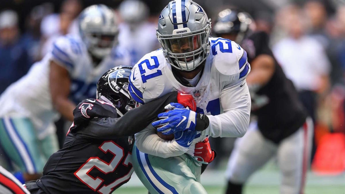 Cowboys vs. Falcons final score, takeaways: Zeke powers Dallas past Atlanta to keep playoff hopes alive